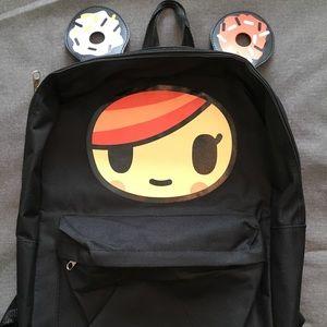 Tokidoki SF Giants Donutella Backpack
